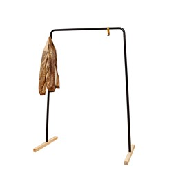 HÄNK Coat hanger - black