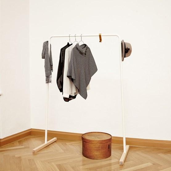 Portemanteaux HÄNK blanc - Design : NEUVONFRISCH