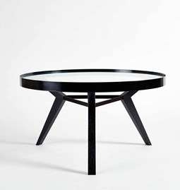 SPOT coffee table - black