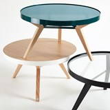 Table basse SPOT grise 3