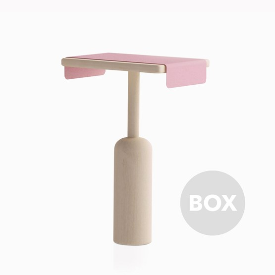 Designerbox x Made in Design - Table de Chevet NAPA - Box 24 - Design : Bina Baitel