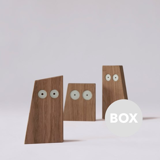 CHOUETTES - Box 27  - Design : Big-Game