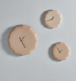 Horloge en cuir NOON
