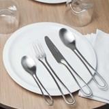 Matt OUTLINE cutlery 24 pieces dining set 4