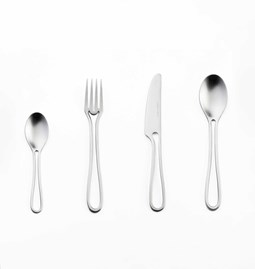 Matt OUTLINE cutlery 24 pieces dining set