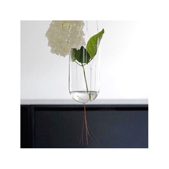 Suspension pour plantes VISIBLE INVISIBLE - Design : Annike Laigo