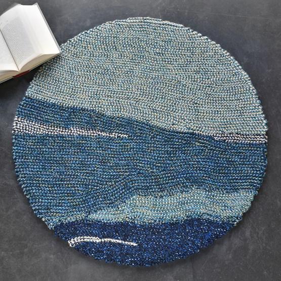 Tapis SLOW 4 - Design : Laure Kasiers