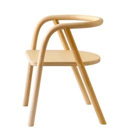 La chaise en rotin