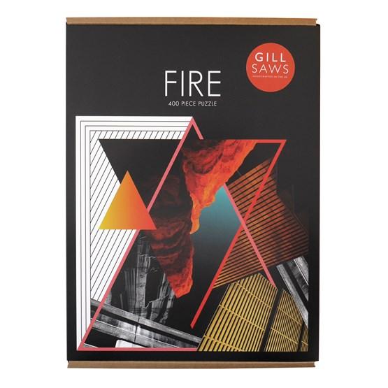 Puzzle FIRE - Design : GILLSAWS