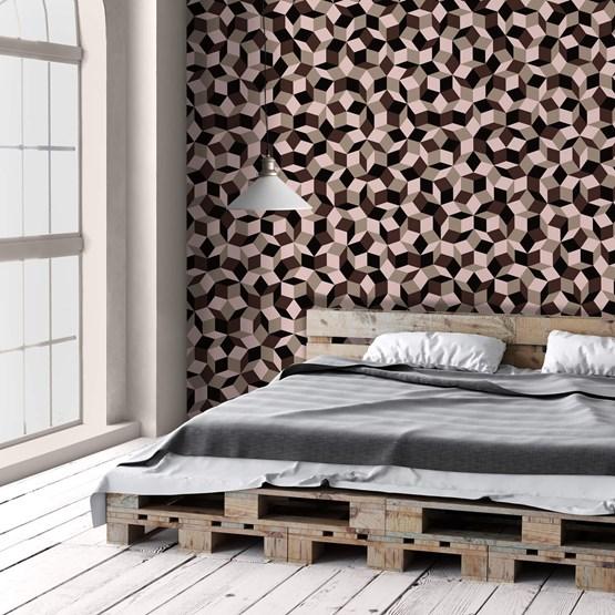 Penrose Ice Cream Wallpaper  - Design : ICH&KAR