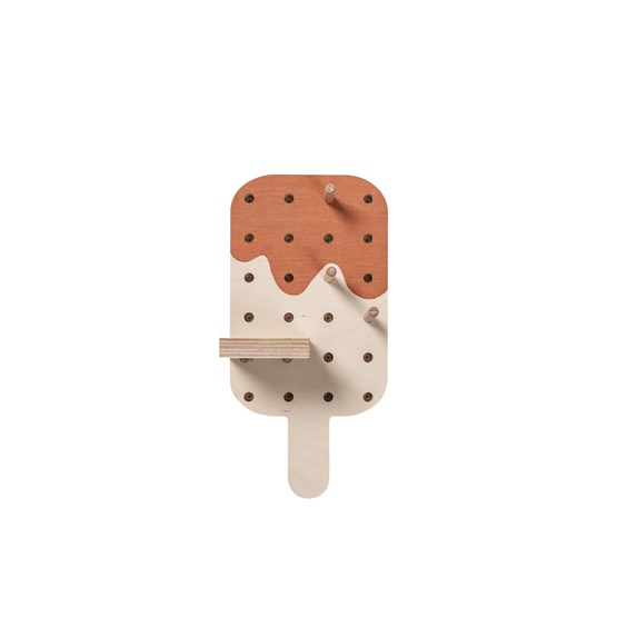 Pegboard Glace - Design : Little Anana
