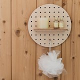 Pegboard Rond 8