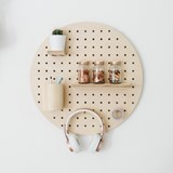 Pegboard Rond 4