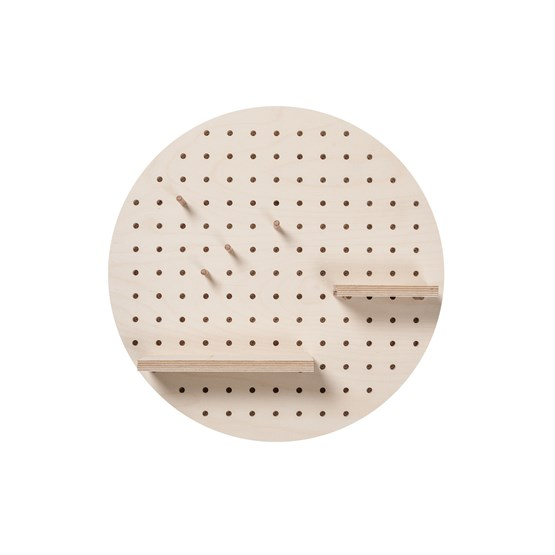 Pegboard Rond - Design : Little Anana