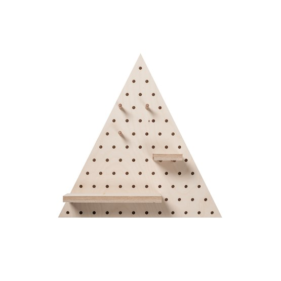 Pegboard Triangle - Design : Little Anana
