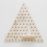 Pegboard Triangle 8