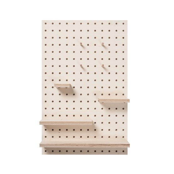 Rectangle Pegboard - Design : Little Anana