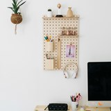 Rectangle Pegboard 4