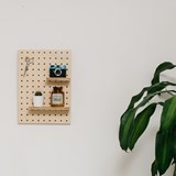 Rectangle Pegboard 6