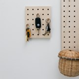 Rectangle Pegboard 10