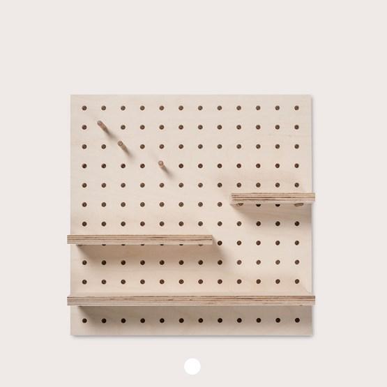 Pegboard Carré - Design : Little Anana