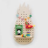 Pineapple Pegboard 3