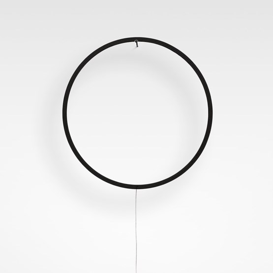 ECLIPSE lamp - black burnt - Design : Tilen Sepič