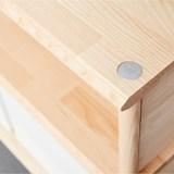 SPLITTER Sideboard white 2 x 1 + 1/2 KT2U 4