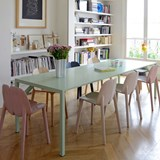 YEAN Rectangular Green Table 2