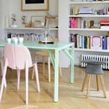 YEAN Rectangular Green Table 3