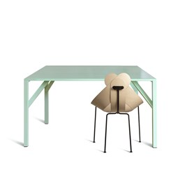 YEAN Square Green Table