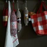 Le saucisson aux noix du Périgord 100% pur tricot  4