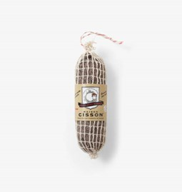 Le saucisson aux noix du Périgord 100% pur tricot