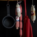 100% knitted saucisson d'Arles 4