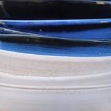 Assiette JEAN-EUDES bleue 4
