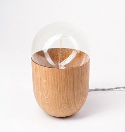 Lampe COCO chêne
