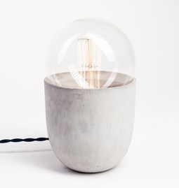 COCO light concrete table lamp