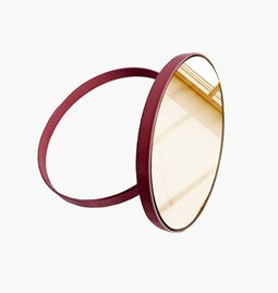 RING table mirror - Designerbox