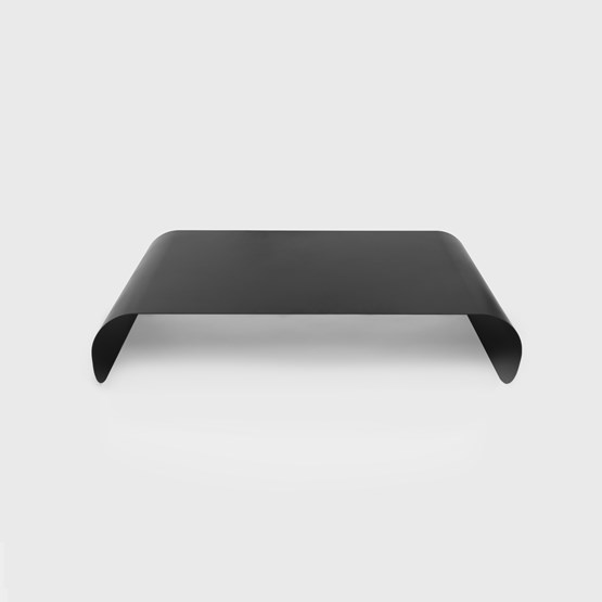 Coffee table TRANSALL - black - Design : Aguibson