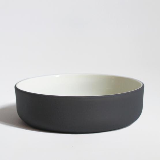 Set de deux bols | gris anthracite - Design : Archive Studio