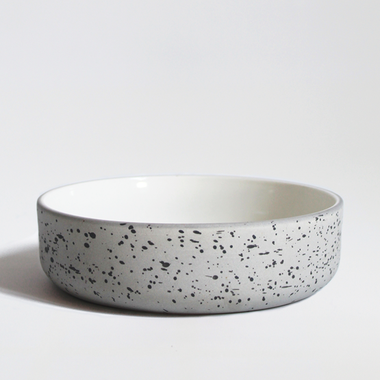 Set of two bowls | speckled - Design : Archive Studio