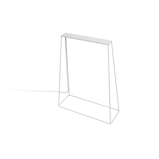 Lampe FINE400 blanche - Design : FX Balléry