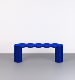 Hella bench - blue