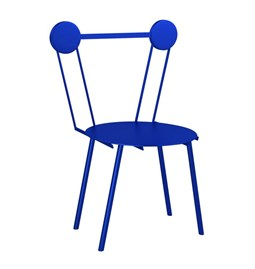 Haly chair - blue