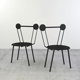 Haly chair - black 2