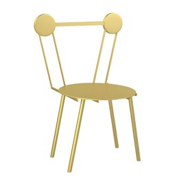 Haly chair - gold