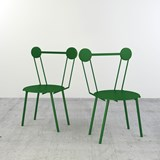 Haly chair - green 4