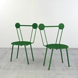 Chaise Haly - vert 4