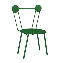 Haly chair - green