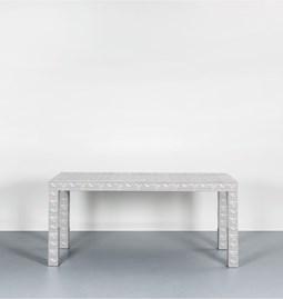 Hitan table - Zig Zag